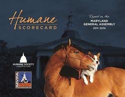 Md. Humane Scorecard